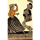German Secessionist Art Dancing