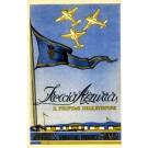 Airplanes Italian Perfume Advert