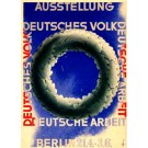 Wreath German Workers Expo 1934