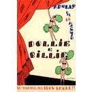 Risque Show Girls Theatre Italian Art Deco