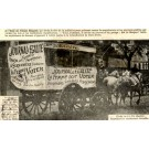 Horse-Drawn Suffrage Wagon French