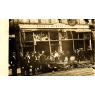Race Riot Policeman Real Photo IL
