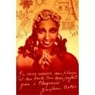 Black Josephine Baker Advertising