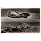 Pan American Airways Clipper Real Photo