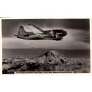 Pan American Airways Clipper Real Photo