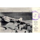 Airplane South African Airways & Auto