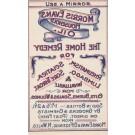 Advert Household Oil Medicine Novelty
