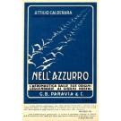 Cranes & Attillio Airplane Italy