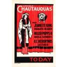 Advert Chautauqua Play