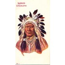 Indian Chief Chocolate Advert