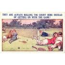 Tennis Humorous