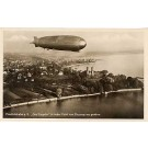 Zeppelin Real Photo