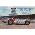 Auto Race Indianapolis Radio W9 WE