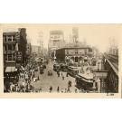 Herald Square Auto Trolley NY RP