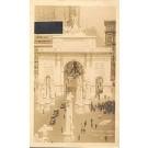 Victory Arch World War I NY City RP