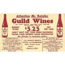 Guild Wines Advert