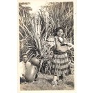 Hawaii Dancers Drum Real Photo