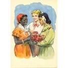 International Women Black Russian