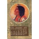 Indian Chief Calendar