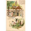 Sheep Italian Exposition