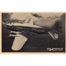 Pan-American Airways Airplane Advert