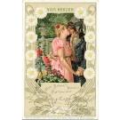 Lovers Kiss Rose German