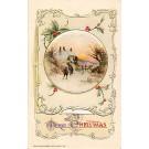 Christmas Greetings Winsch Novelty