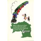 Advertising Beer Gosser Train Austria