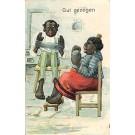 Blacks German Comic