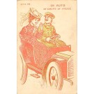 Risque Woman Automobile French