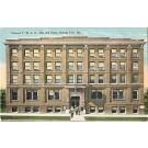 Blacks Y.M.C.A.Kansas City Missouri