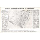 New South Wales Australia Map