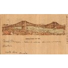 New York City Wooden Novelty