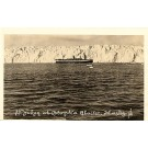 Alaska Steamship Real Photo