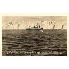 Alaska Steamship Real Photo