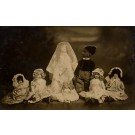 Dolls Wedding Real Photo