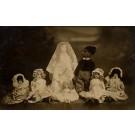 Dolls Wedding Real Photo