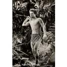 Tarzan Movie Real Photo