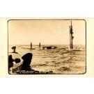 Shipwreck Watching Navy Real Photo