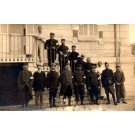 Red Cross Orderly WW1 Real Photo