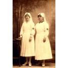 Red Cross Nurses WWI Real Photo