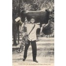 Mailman Lifting Cow New Hampshire