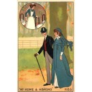 Gentleman Lady Maid