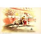 Toreador Avoiding Bull