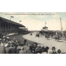 Fair at Elkton WI Harness Racers at Finish