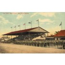 Race Track Grand Stand Fort Erie