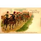 Field Artillery Regiment on Horses