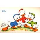 Ducklings Advert Chocolate