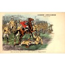Anglo-Boer War Dying General Horses