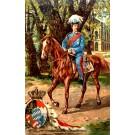 King Otto on Horse